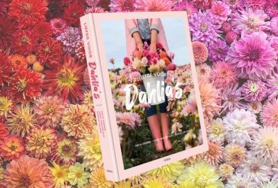 Unser Buch 'The Joy of Dahlias' kommt!